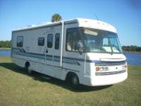1994 Winnebago Brave, 61K miles pretty solid body for