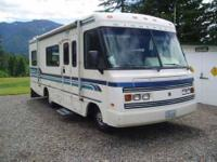 1994 Winnebago Brave This Class A recreational vehicle