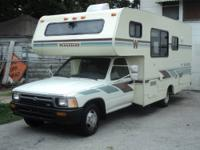 1995 Winnebago Warrior 21Ft Class C Motorhome, All