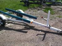 We have (2) 1994 Yacht Club 1-place watercraft trailers