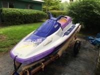 This waverunner has always been very reliable and has