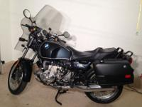 1994 BMW R 100 R, Rarely discovered R100R with very