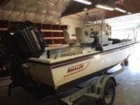 1994 Boston Whaler Outrage, includes 150 hp Mercury