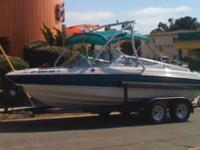 Boat Type: Power What Type: Bowrider Year: 1994 Make: