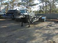 1994 Dunn Rite Rolloff / Roll-off Trailer for sale,
