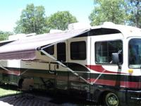 ,.Easy to drive and park. Has complete towing package,