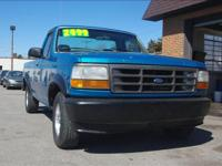 Options Included: N/AHEY WE HAVE A NICE FORD F150 THIS