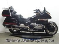 1994 Honda GL1500 Interstate with 53,309 Miles This is