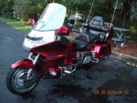 I have a 1500 Goldwing SE the bike has tires with 3k