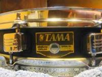1994 Tama Piccolo Snare Drum AW243 8 ply / 9mm birch.