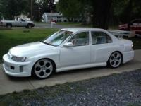 I have for sale 1994 toyota corolla wide body,civic