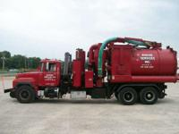 1994 Vactor Industrial Air Movers Vactor Industrial