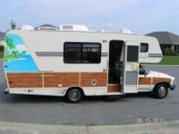 1994 Winnebago Itasca is in great condition.