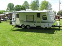 For Sale 1995 25' Mobile Scout Camper by Sunny Brook