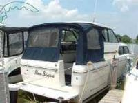 A fine example of a hardtop express cruiser that offers