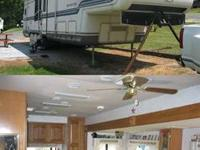 Type of RV: Fifth Wheel Year: 1995 Make: Newmar Model: