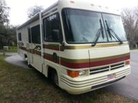 1995 Allegro M-24 12 Class A . Length 27ft- Ready to