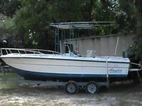 Open Angler for the serious fisher...Suzuki 225 with