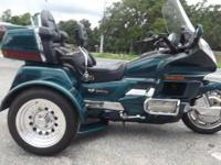 1995 GOLDWING TRIKE 20TH ANNIVERSARY EDITION ONLY