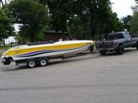 FOR SALE!! PRICE REDUCED $12900 1995 baja 240 sport 34