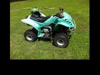 Baja 90 cc atv for kids or youth adults fully automatic