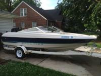 For Sale- 1995 Bayliner Capri. Interior is in extremely