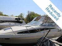 Bayliner 2855 Ciera cabin cruiser for sale. This boat