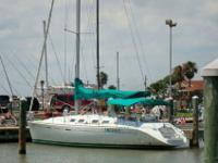 "This Beneteau First 42s7 ""Emerald"" provides a terrific"
