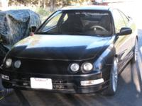 FOR SALE $3500 FIRM! 1995 Black Acura Integra LS 2 Dr