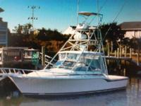 This 31 Blackfin is very economical to operate and is