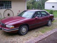 1995 BUICK LESABRE - 65,000 MILES - NO RUST-RUNS