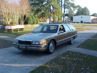 This is a one owner Buick RoadMaster Limited Station