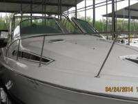1995 Carver 310 Express Boat is located in