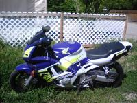 1995 Honda CBR600F3    Full safety