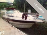 1995 Chaparral Signature with a new Mercruiser Bravo-3,
