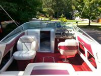 1995 Chaparral SS 21ft Power Boat. This great time boat