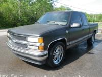 Exterior Color: black, Body: 2dr C1500 Silverado