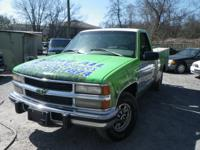 Exterior Color: green, Body: Pickup Truck, Engine: 6.5