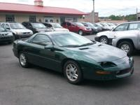Options Included: alloy wheels, power windows, air