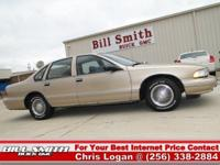 Options Included: This is All New Sharp Chevy Caprice
