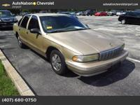 1995 Chevrolet Caprice Classic Our Location is: