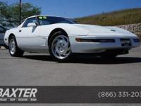 Corvette trim. Leather Interior, Alloy Wheels. CLICK