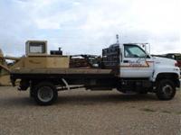 1995 Chevrolet KODIAK flatbed dump truck chevrolet