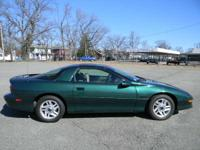 1995 Chevrolet z28 GREEN ONLY 41385 MILES!! ONE OWNER