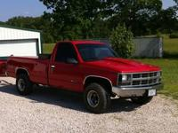 I have a 1995 chevy automatic truck for sale. It is 4