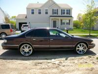 I have a very clean 1995 chevy caprice for sale with