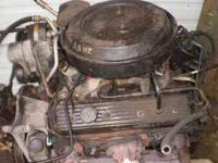95 chevy gmc throttle body injection 350 motor,