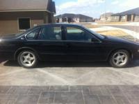 "1995 Chevrolet Impala SS - 5.7L V8 - Leather - 17"""