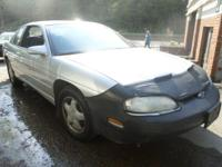1995 Chevy Monte Carlo* 2 Door* PW/PL* 131k Miles* Only