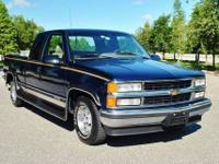 Beautiful, all original, ONE-OWNER 1995 Chevy Silverado